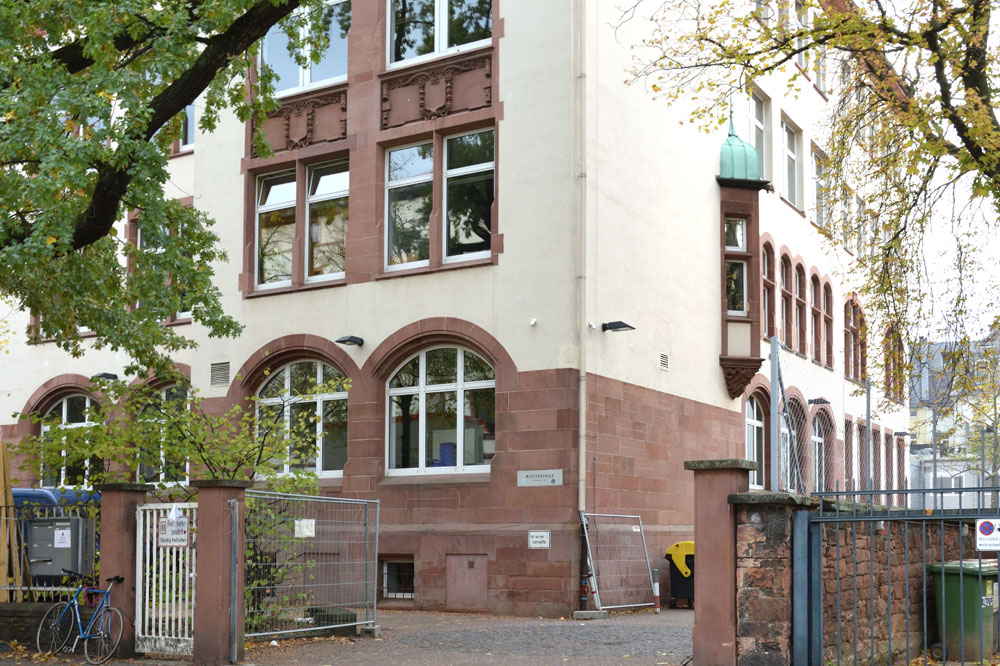 Musterschule Asb Hessen Service Gmbh